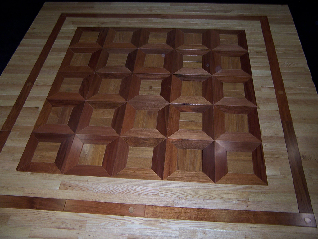 Patterned Hardwood Flooring Photos All Wood Floorcraft