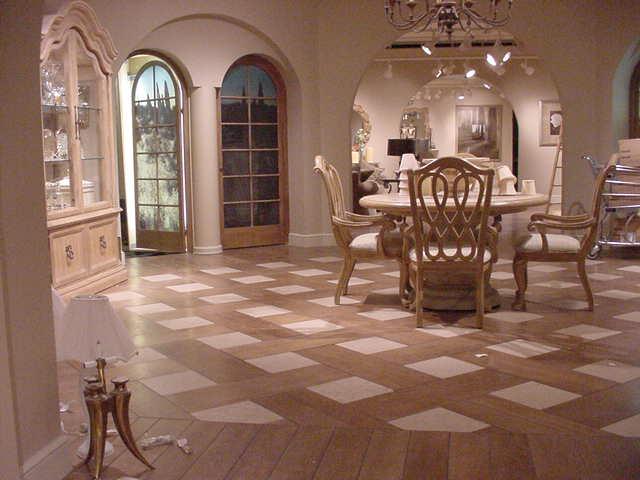 Patterned Hardwood Flooring Photos All Wood Floorcraft